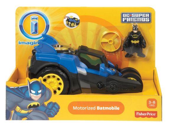 Batmobile Imaginext DC Super Friends