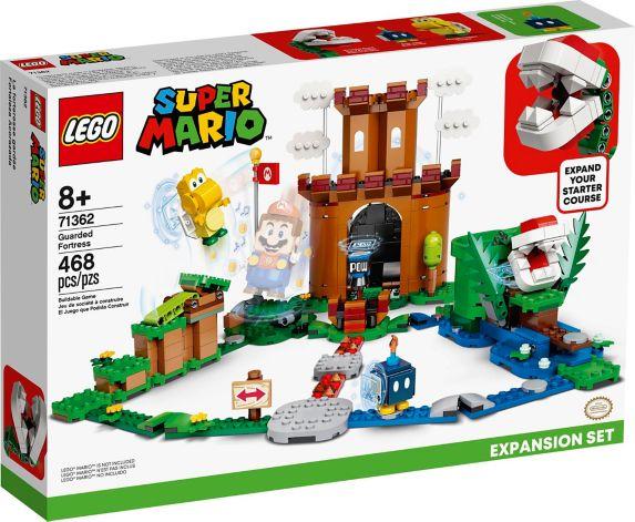 LEGO<sup>MD</sup> Super Mario Ensemble d'extension forteresse protégée – 71362