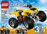 LEGO Creator, La cabane dans l'arbre | Legonull