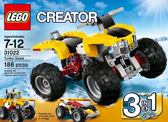 LEGO Creator, La cabane dans l'arbre Image de l'article