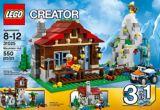 LEGO Creator, Les planeurs du futur, 237 pièces | Legonull