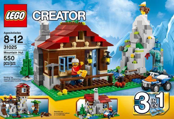 LEGO Creator, Les planeurs du futur, 237 pièces Image de l'article