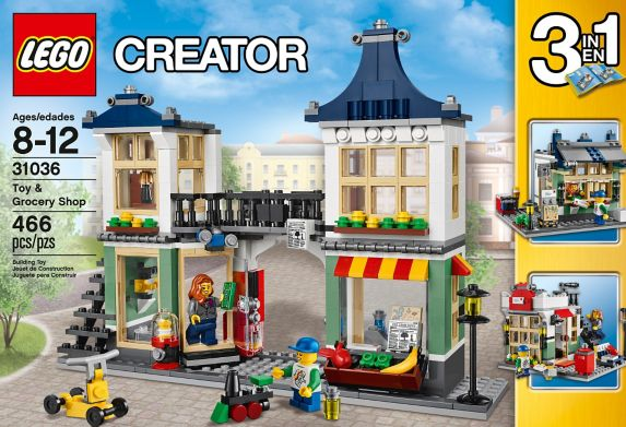 LEGO Creator, L'hydravion, 53 pièces Image de l'article