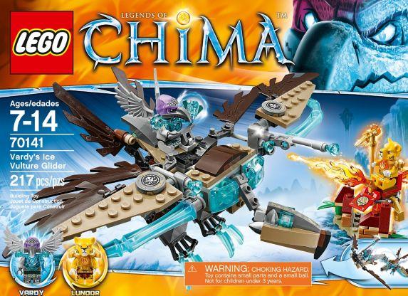 LEGO® Legends of Chima Tormak Shadow Blazer, 311-pcs Product image