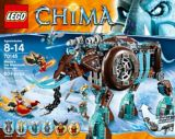 LEGO Legends of Chima, La tribu lion, 78 pièces | Legonull