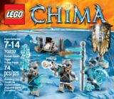 LEGO Legends of Chima, La base mobile de combat, 712 pièces | Legonull