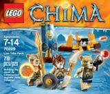 LEGO® Legends of Chima Laval Fire Liom, 450-pcs | Legonull