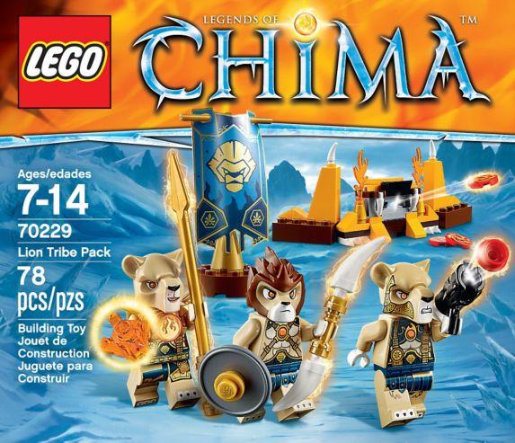 LEGO® Legends of Chima Laval Fire Liom, 450-pcs Product image