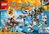 LEGO® Legends of Chima Ice Bear Tribe Pack, 75-pcs | Legonull