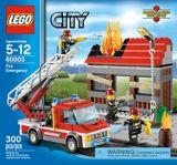 LEGO City, L'excavatrice et le camion, 311 pièces | Legonull