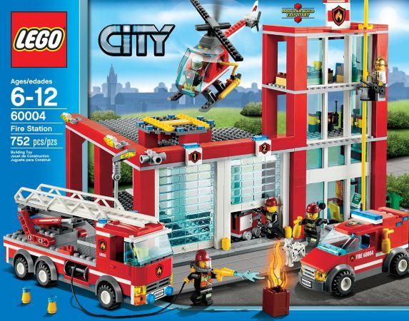 LEGO® City Fire Emergency, 301-pcs Product image
