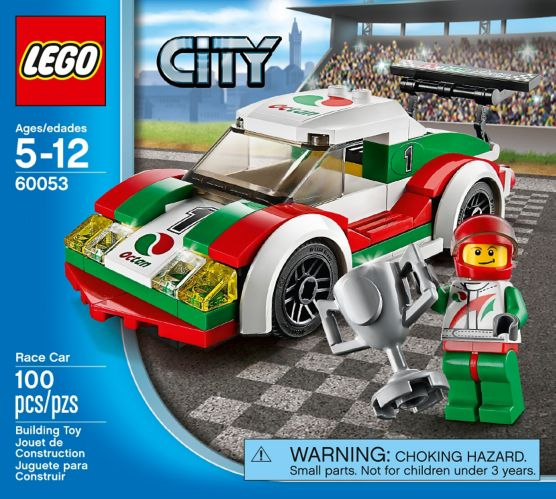 LEGO® City Prisoner Transporter, 195-pcs Product image