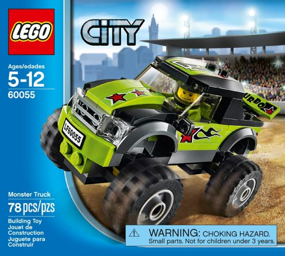 LEGO® City Mobile Police Unit Product image