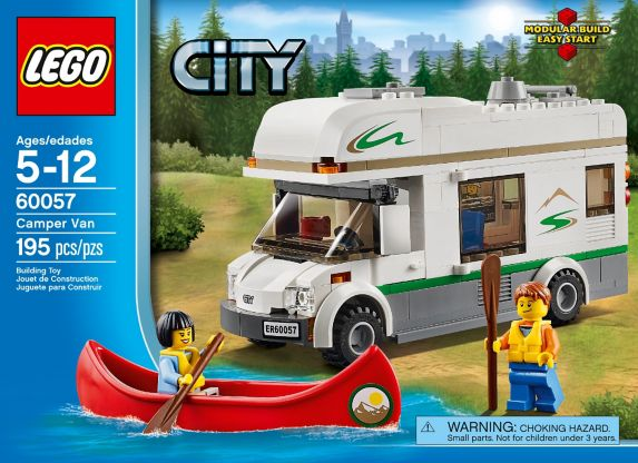 LEGO City, Le bulldozer, 384 pièces Image de l'article