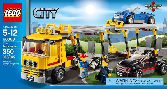 LEGO® City ATV Patrol, 59-pcs Product image