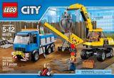 LEGO City, Le boghei des dunes | Legonull