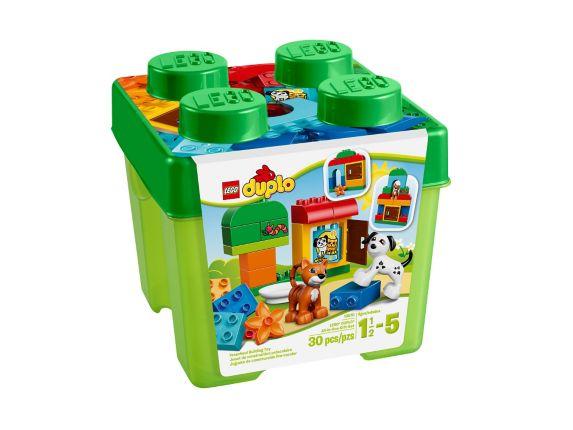 Lego Duplo Boîte de briques et d'animaux, 30 pièces Image de l'article