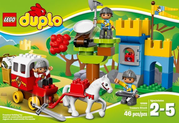 LEGO® Duplo Toddler Build and Boat Fun, 18-pcs Product image