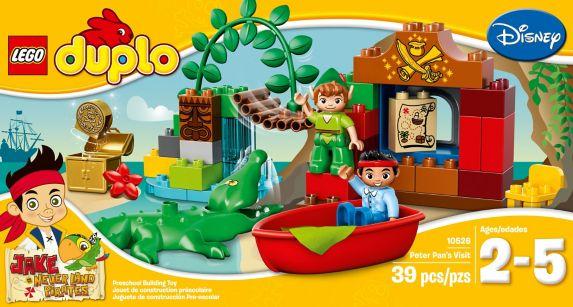 LEGO Duplo, Le train des chiffres, 31 pièces Image de l'article