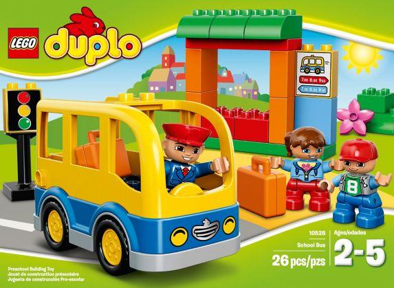 LEGO® Duplo Rally Car, 13-pcs Product image