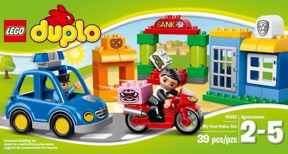LEGO® Duplo My First Playhouse, 25-pcs
