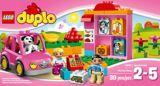 LEGO® Duplo My First Police Set, 39-pcs | Legonull