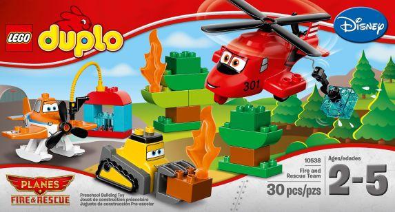 LEGO® Duplo Disney Princess Collection, 63-pcs Product image