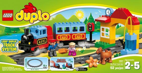 LEGO Duplo Mon premier train, 52 pièces Image de l'article