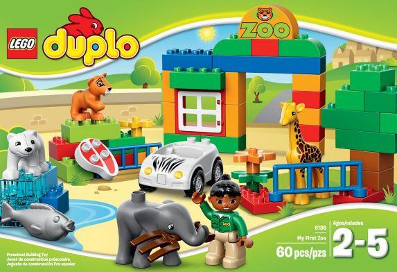 LEGO Duplo, Mon premier train, 52 pièces