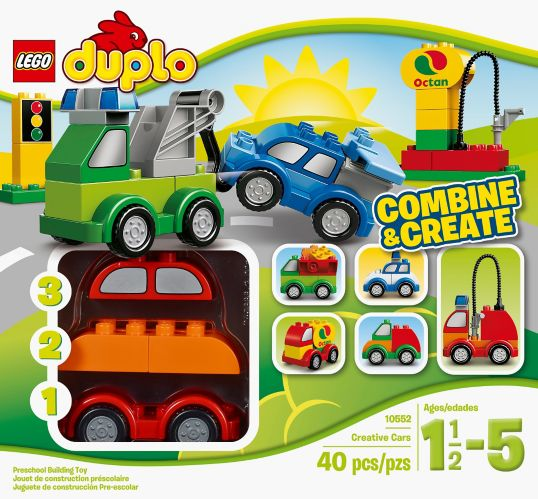 LEGO® Duplo Creative Animals, 25-pcs Product image