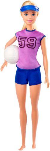Poupée Barbie joueuse de volleyball de plage Image de l'article