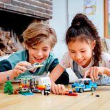 LEGO® Creator 3-in-1 Caravan Family Holiday - 31108 | Legonull