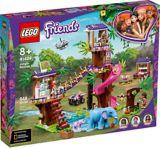 LEGO<sup>MD</sup> Friends, La base de sauvetage dans la jungle | Legonull