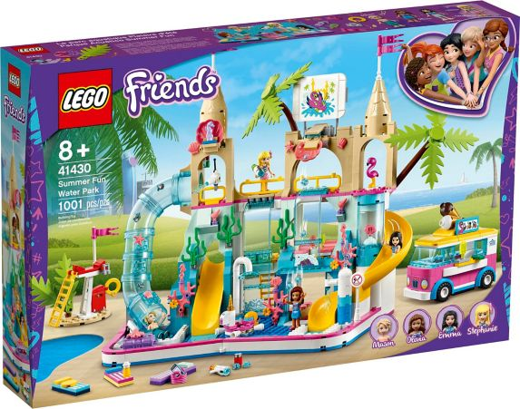 LEGO® Friends Summer Fun Water Park - 41430 Product image