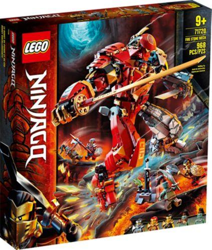 LEGO<sup>MD</sup> NINJAGO<sup>MD</sup> Le robot de feu et de pierre – 71720 Image de l'article