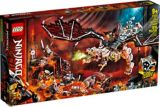 LEGO<sup>MD</sup> NINJAGO<sup>MD</sup>, Le dragon du Sorcier au Crâne – 71721 | Legonull