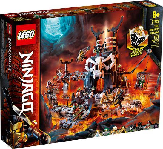 LEGO<sup>MD</sup> NINJAGO<sup>MD</sup>, Le donjon du Sorcier au Crâne – 71722 Image de l'article