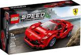 LEGO Speed Champions, Ferrari F8 Tributo, 76895 | Legonull