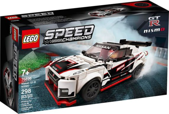 LEGO Speed Champions Nissan GT-R NISMO, 76896