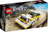 LEGO Speed Champions 1985 Audi Sport quattro S1, 76897 | Legonull