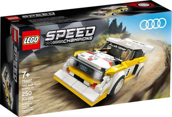 LEGO Speed Champions 1985 Audi Sport quattro S1, 76897 Image de l'article