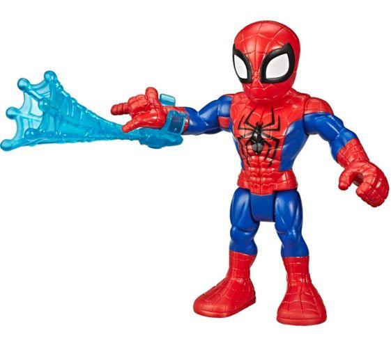Collection de figurines d'action Playskool Heroes Marvel Super Hero Adventures avec accessoire, 5po, variées Image de l'article