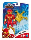 Playskool Heroes Marvel Super Hero Adventures Collectible Action Figure with Accessory, Assorted, 5-in | Marvelnull