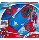 Playskool Heroes Marvel Super Hero Adventures Spider-Man Jetquarters | Spidermannull