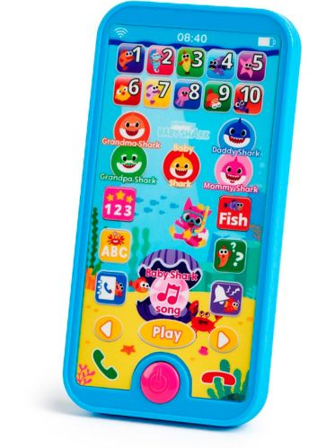 Baby Shark Mini Tablet, Assorted
