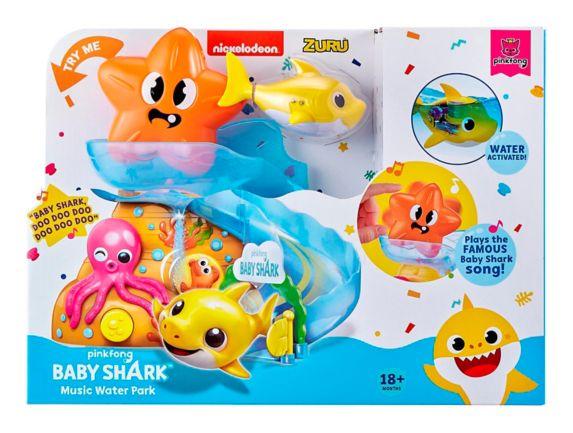 Baby Shark Music Water Park