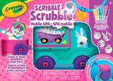 Crayola Scribble Scrubbie Pets Mobile Spa | Crayolanull