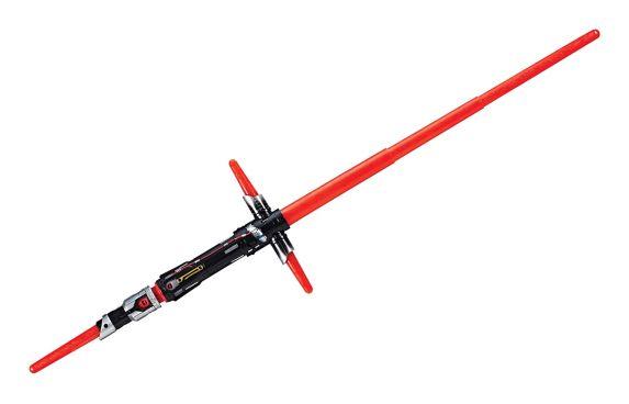 Sabre laser électronique Star Wars Kylo Ren