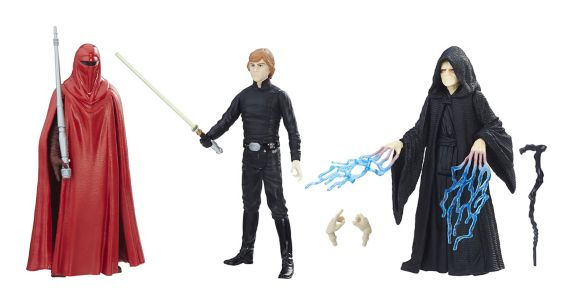 Star Wars Episode 6 Figure Battle Pack, 6.75-in Product image