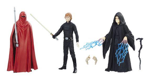 Ensemble de figurines de combat de l'Épisode 6 de Star Wars, 6,75 po Image de l'article